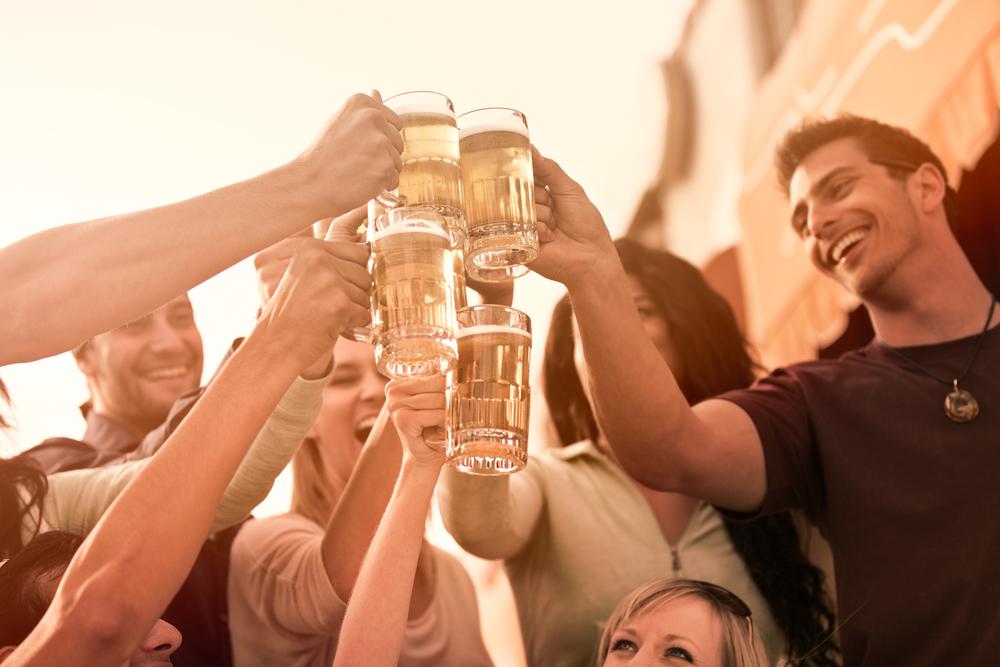 Underaged College Students Drinking