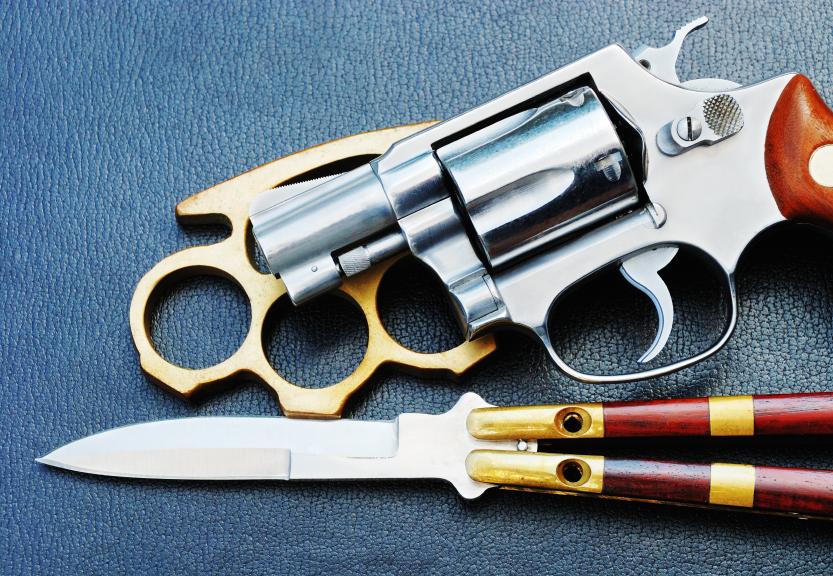 Arizona Aggravated Assault Deadly Weapon Dangerous Instrument