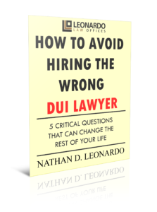Guide to hiring a Tucson DUI lawyer