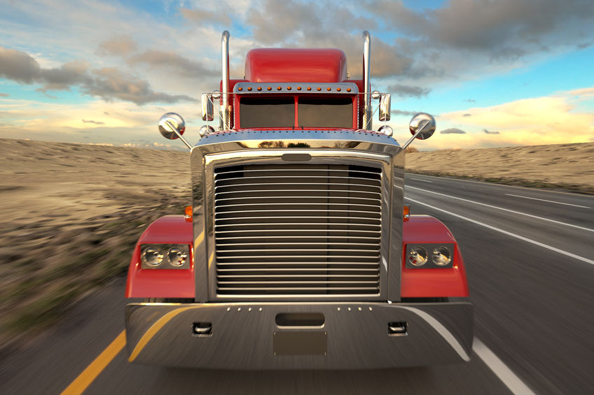 Semi truck trailer driver under the influence in Tucson and I-10 can lose license