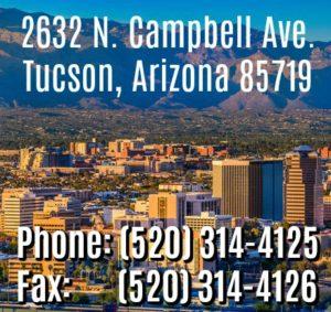 3632 N Campbell Ave, Tucson, AZ 85719, phone: 520-314-4125, fax: 520-314-4126