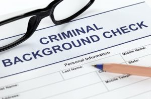 Tucson, AZ DUI shows up on a background check for a new job